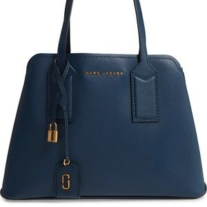 Brand New The Editor Leather Tote THE MARC JACOBS
